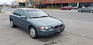 2003 Volvo S60 AWD------CUIR*TOIT*MAGS