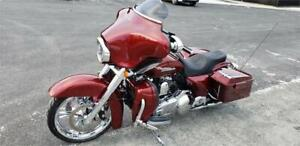 2009 Street Glide. Clean with lots of chrome. Financing availabl