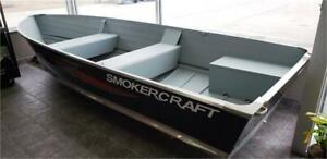 Smokercraft 14 Voyager For Sale (2019) w 9.9hp & Trailer