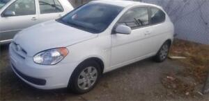 2011 Hyundai Accent L Sport, Fully Loaded , Auto, Air $3250.00