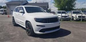 2014 JEEP GRAND CHEROKEE SRT SHOWROOM