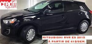 2015 Mitsubishi RVR ES, À PARTIR DE 41$/SEM. 100% APPROUVÉ !