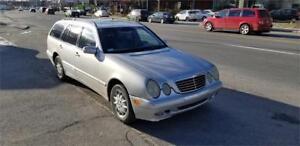 Mercedes Benz E320 4matic-------109.000km
