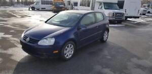 2009 Volkswagen Rabbit------81.000km