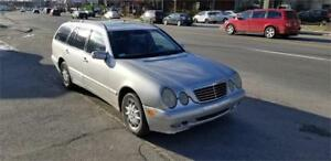 Mercedes Benz E320 4matic-------109.000km