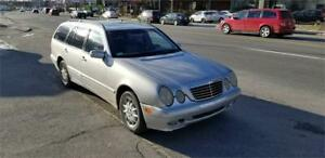 2002 Mercedes-Benz E320 4MATIC--------109.000km