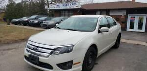 2012 Ford Fusion 4 cyl auto 2 sets of tires&rims FINANCE AVAIl