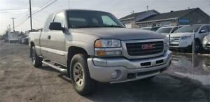 GMC SIERRA 2007 4x4 LIQUIDATION TOTAL