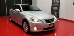 2006 Lexus IS 250 CERTIFIED 2 OWNERS LOCAL NO ACCIDENT