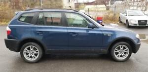2006 BMW X3 2,5i