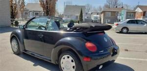 2005 Volkswagen New Beetle Convertible GLS excellent condition