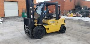 Diesel forklift Caterpillar DP40 8000 lbs, CAT lift truck