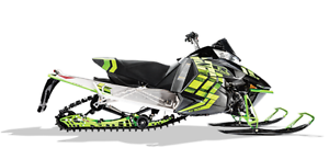 "NEW NON CURRENT 17 ARCTIC CAT ZR 7000 SNO PRO 137"" BLOWOUT!"