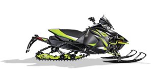 18 ARCTIC CAT ZR 6000 137