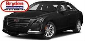 2017 Cadillac CTS 2.0L Turbo / 2.0L I4 /Auto / RWD **Executive**