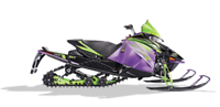 19 ARCTIC CAT ZR 7000 LTD 137 iACT PURPLE OR BLACK Peterborough Peterborough Area Preview