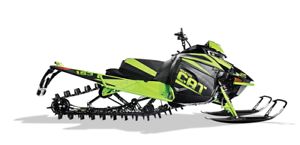 2018 ARCTIC CAT - M 8000 MOUNTAIN CAT ES 162X3.0 MOTONEIGE