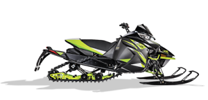 ARCTIC CAT ZR800 SNOPRO ES 129 2018 USAGÈ