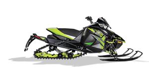 2018 ARCTIC CAT - ZR 9000 SNO PRO 137 MOTONEIGE