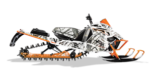 2017 ARCTIC CAT M8000 LIMITED ES (162) 3.0""