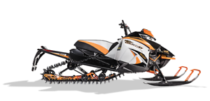 ARCTIC CAT - XF HIGH COUNTRY 6000 ES 141X2.25