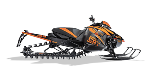 2018 ARCTIC CAT - M 9000 KING CAT 162X3.0 MOTONEIGE