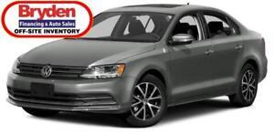 2017 Volkswagen Jetta Wolfsburg Ed / 1.4L I4 / Auto / FWD