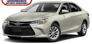 2016 Toyota Camry LE / 2.5L I4 / Auto / FWD **REDUCED**