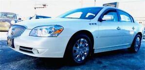2010 Buick Lucerne CXL Heated Steering Wheel, back up sensors