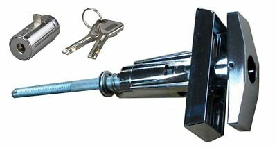 New-dixie Narco Early Style Machinest-handle Assembly Security Lock
