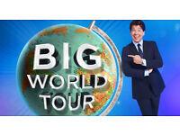 Michael McIntyre's Big World Tour 2018