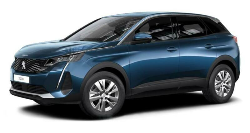 PEUGEOT 3008 BlueHDi 130 EAT8 S&S Business Pronta consegna! REALE!