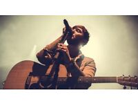 James Arthur - 4 Standing Tickets - Cardiff Motorpoint Arena