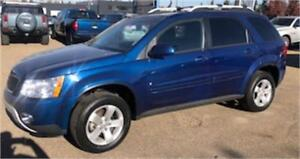 2008 Pontiac Torrent GT AWD V6