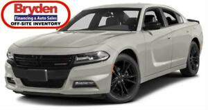 2017 Dodge Charger SXT / 3.6L V6 / auto / AWD