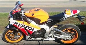 2015 Honda CBR1000RR Repsol Edition- Bike Presents as New