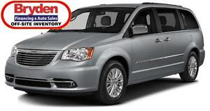 2016 Chrysler Town & Country Touring L / 3.6L V6 / Auto / FWD