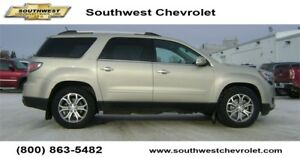 2014 GMC Acadia SLT1 AWD, 72800km, Heated Leather