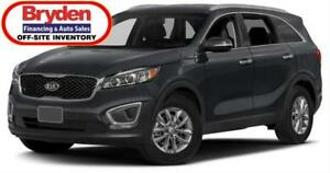 2018 Kia Sorento 2.0L LX / 2.0L I4 / Auto / AWD **Like New**
