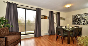 Huge renovated 1 Bedroom on Kipps with dishwasher and parking!