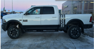 2017 RAM 2500 POWERWAGON GAS BODY LIFT WITH WINCH, CHECK IT OUT