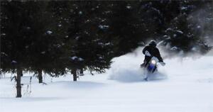 Snow Bike Kit Camoplast DTS 129 New @ MPD Motorsports in Melfort