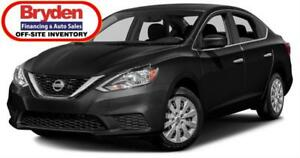 2017 Nissan Sentra 1.8 SV / 1.8L I4 / Auto / FWD **Low KMs**