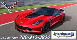 2017 Corvette Torch Red Z06