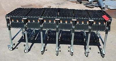 Global Plastic Wheeled Conveyor Inv.16621