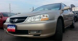 2003 ACURA 3.2TL / ONLY 154K!!!  / Auto / LEATHER / SUNROOF