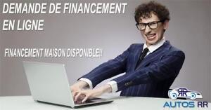 AUTOS RR - FINANCEMENT MAISON DISPONIBLE - 450-938-7749