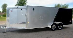 ENCLOSED SNOWMOBILE TRAILERS AT ROCK BOTTOM PRICES London Ontario image 9