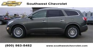 2011 Buick Enclave CXL AWD. 112850km, Leather