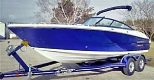 Monterey Boats 218SS Bowrider (2018) w/ Trailer